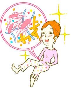 子宮内細菌